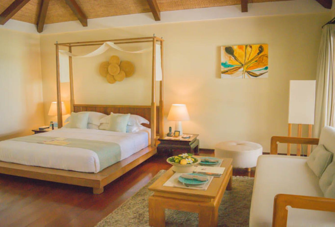 Tongsai Grand Villa bedroom